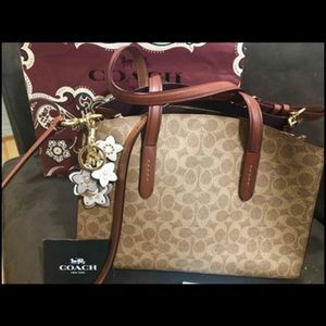 Charlie Carryall Coach Bag